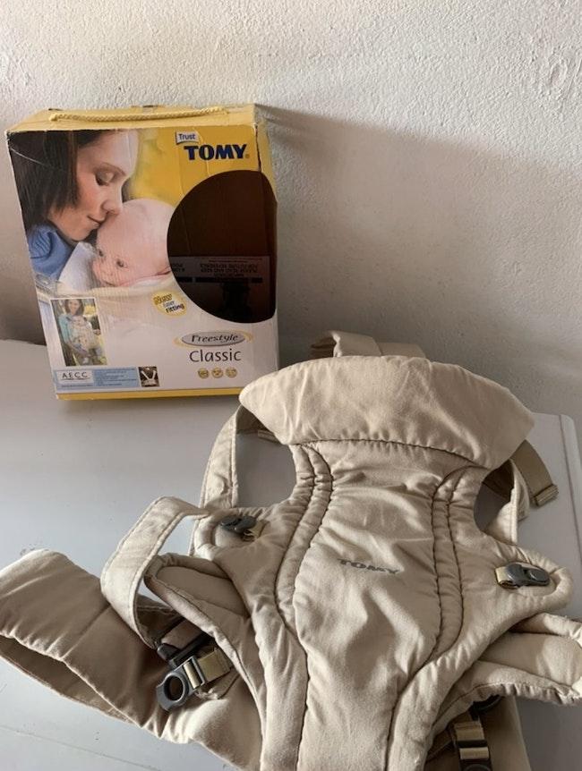 Porte bébé souple 0-8