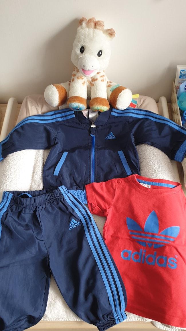 Survêtement Adidas 6/9 mois