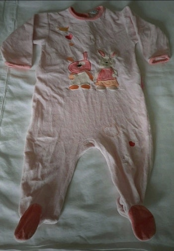 Pyjama 12 mois fille