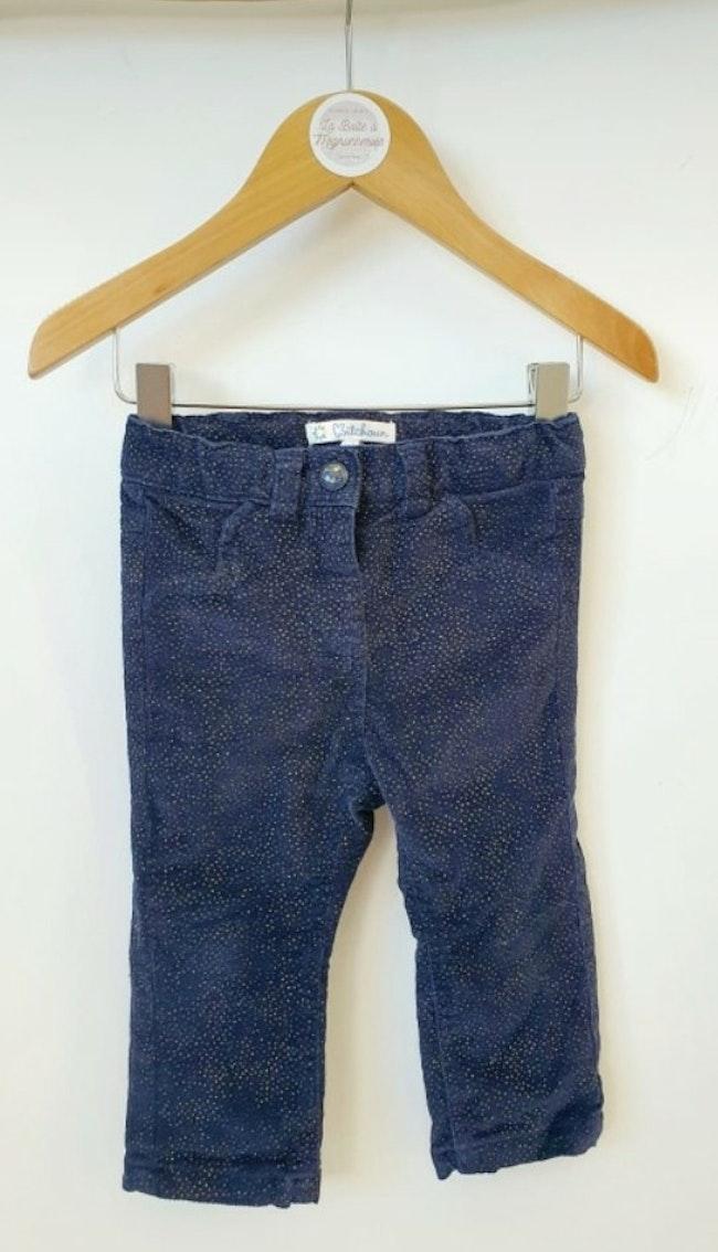 Pantalon 12 mois Kitchoun
