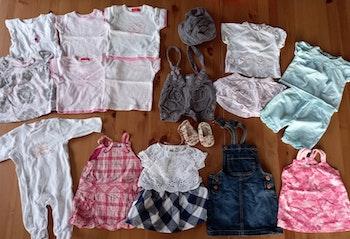 Lot vêtements 3 mois été
