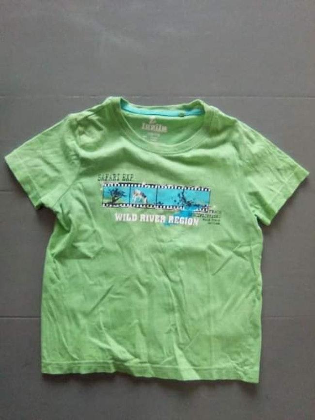 Tee shirt garçon 5 ans (110-116 cm)