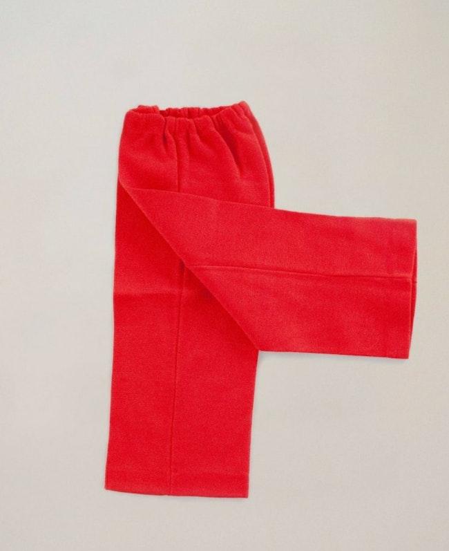 Pantalon pattes d'eph' à pinces
