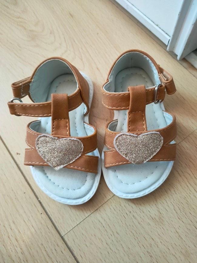 Sandale fille 19