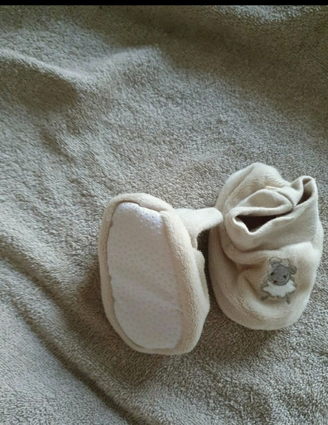 Chausson bebe