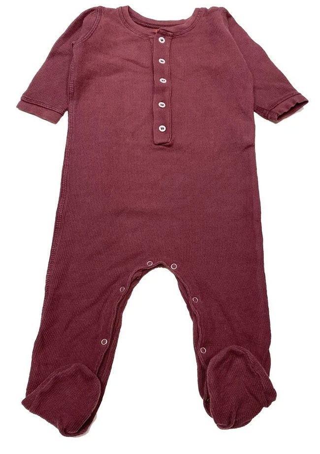 Pyjama violet 6 mois