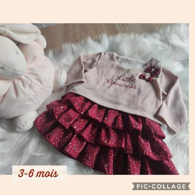 Robe 3_6 mois