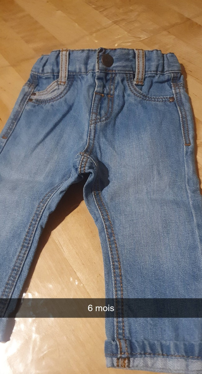 Lot 7 pantalons