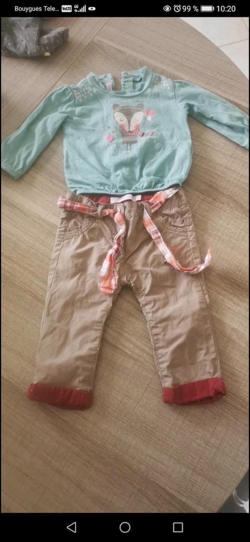 Divers ensemble haut legging ou pantalon