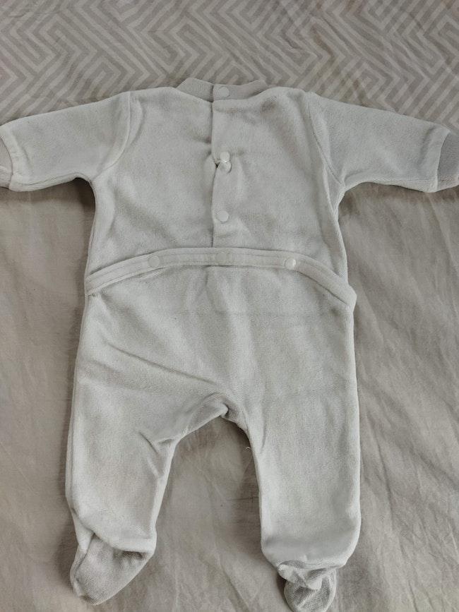 Pyjama taille naissant