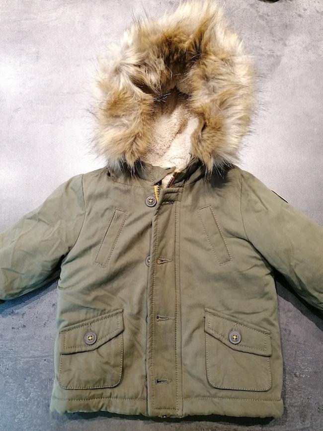 Manteau hiver 6 mois