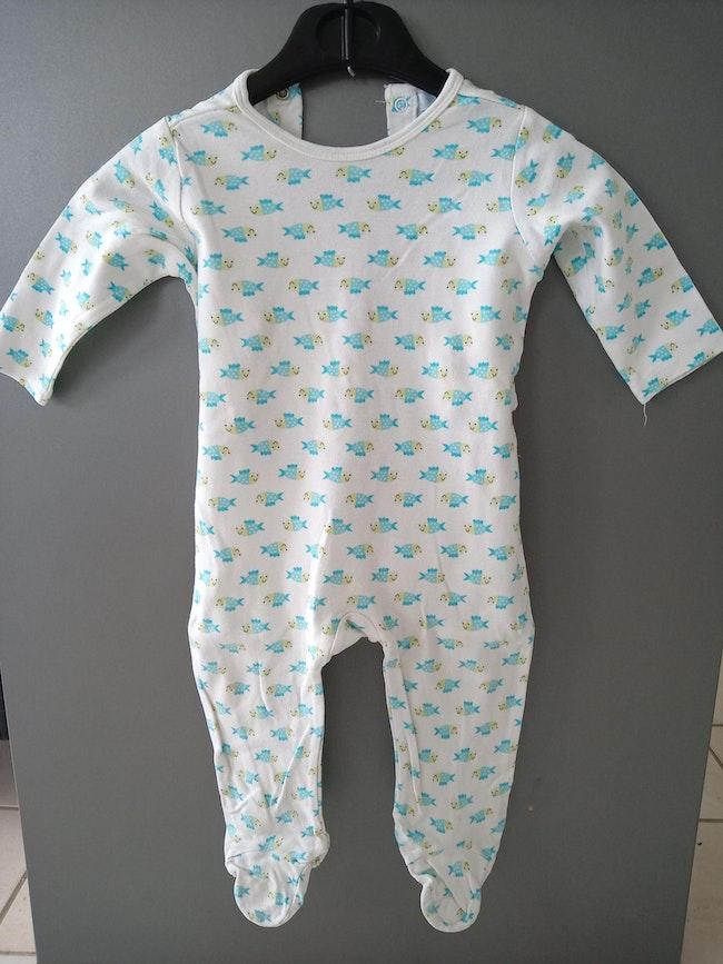 Lot de pyjamas et bodys garçon 18mois