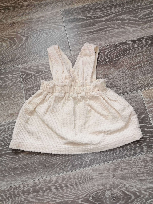 Petite robe fille moderne
