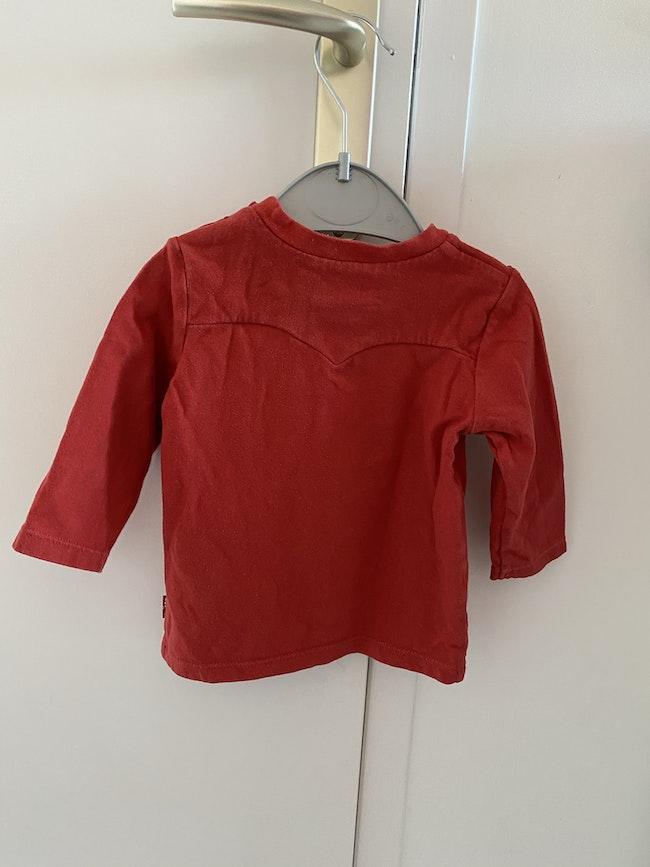 T shirt levi's 6 mois