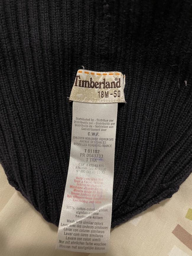 Bonnet 18 mois timberland