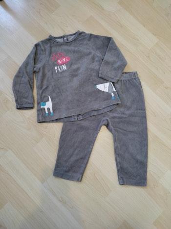 Pyjama garçon 2 ans Vertbaudet