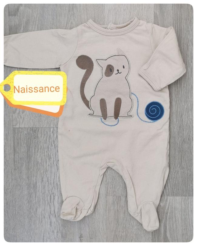 Pyjama fin Naissance