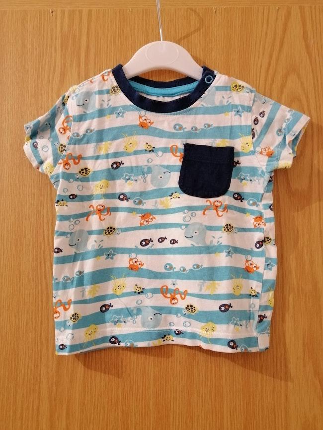 T shirt 3-6 mois