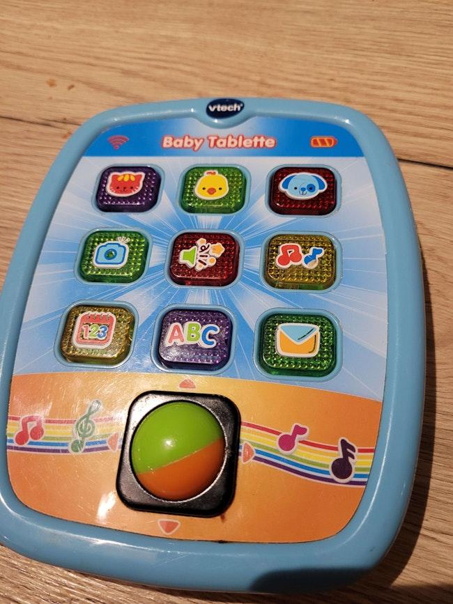 Tablette Vtech Francais anglais