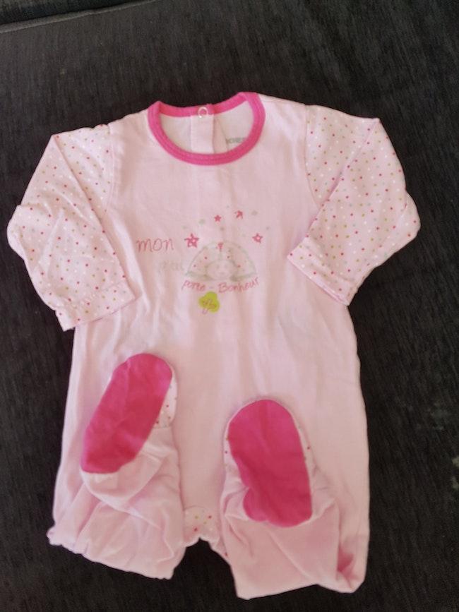 Pyjama taille 6 mois