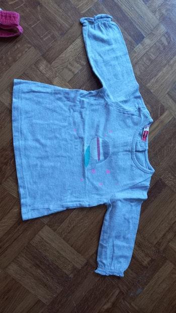T-shirt bébé fille Dpam 6 mois