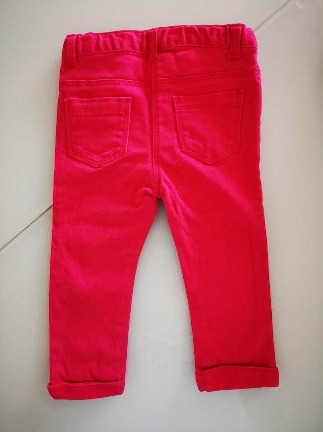 Jeans rose