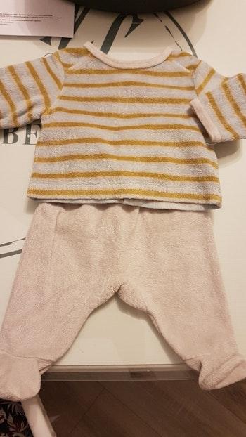Pyjama 2 pièces  naissance