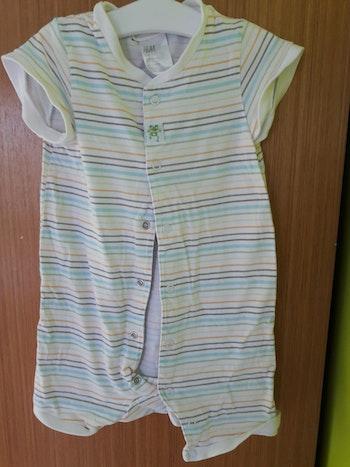 Pyjashort 12 mois