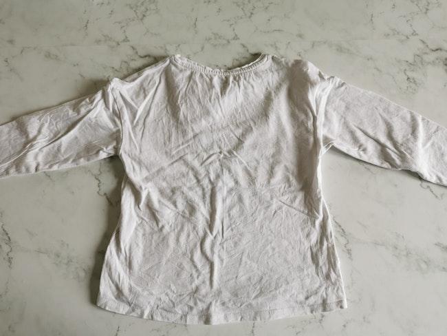 T-shirt manches longues Kiabi 3 ans
