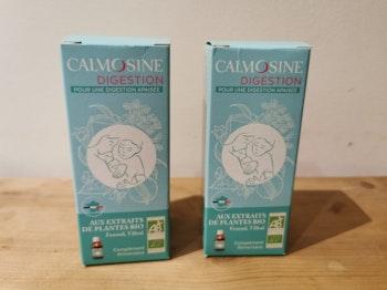 Calmosine digestion