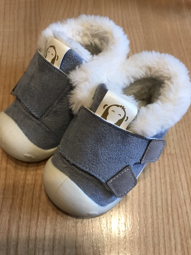 Chaussurettes d'hiver taille 19
