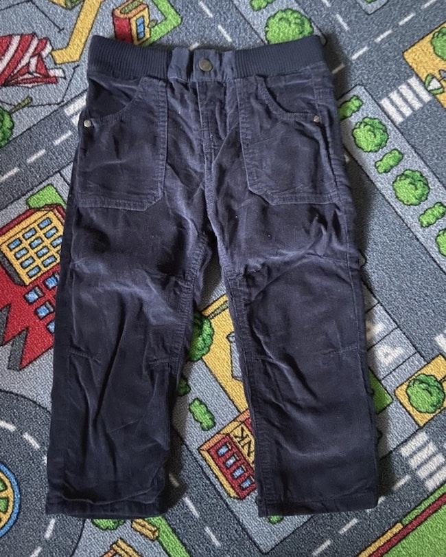 Pantalon tape à l'œil