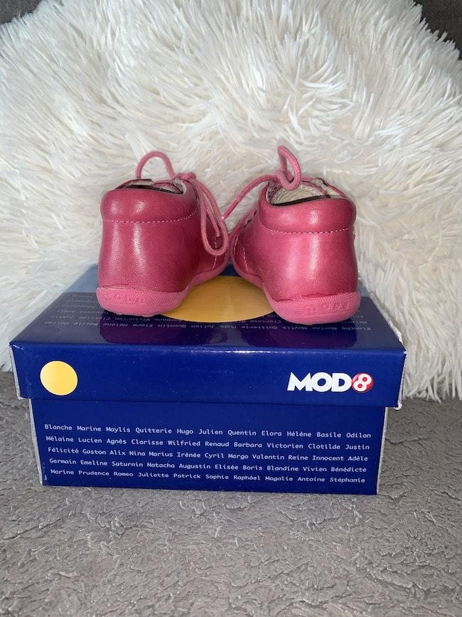 Chaussure rose MOD8
