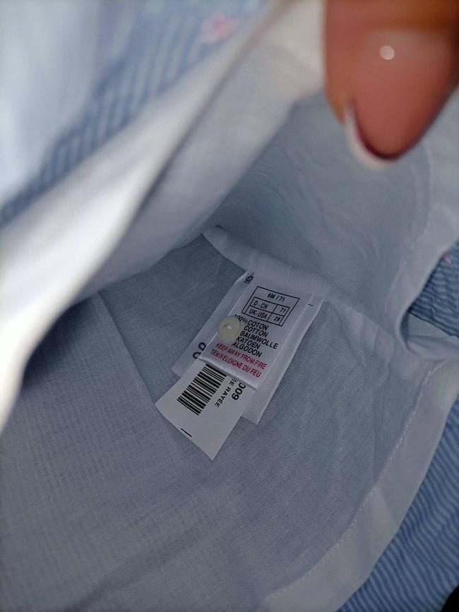 Robe couche-culotte