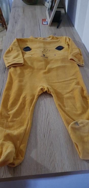 Pyjama garçon 24 mois