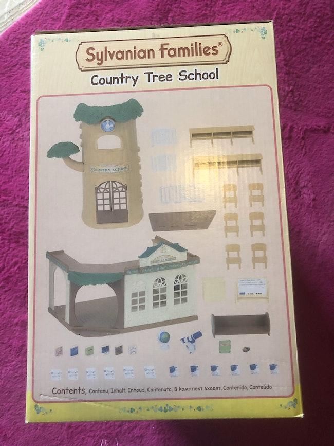 Tree school Sylvanian