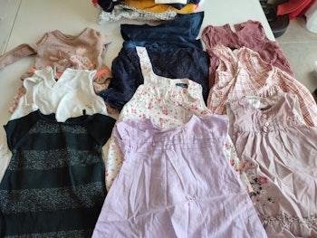 Lot de 9 robes