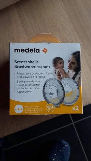 Protège mamelons medela