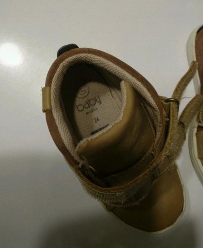 Chaussures garçon 24
