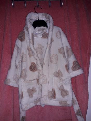 Robe de chambre 2ans