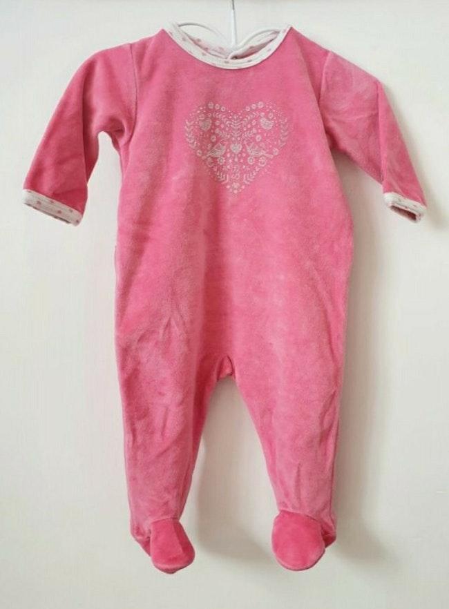 Pyjama 6 mois Petit Bateau
