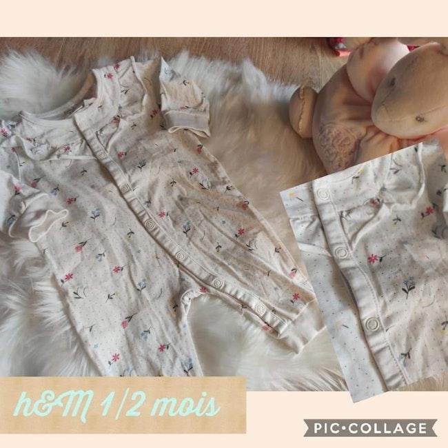 H&m 1-2 mois