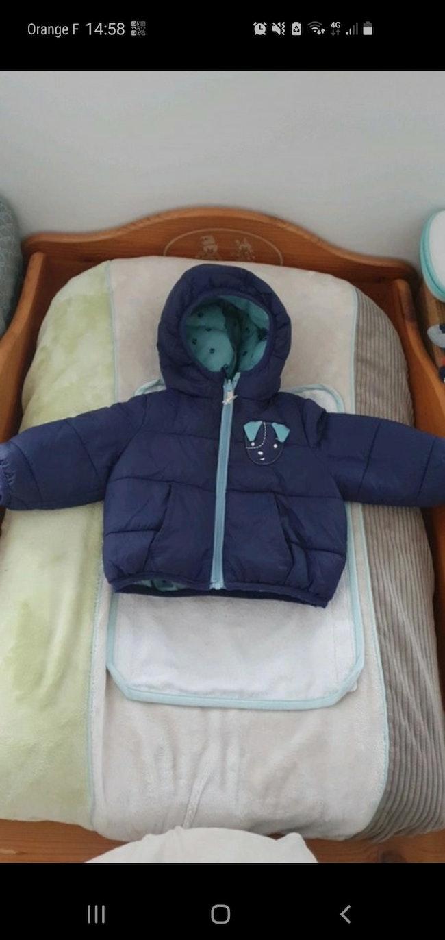 Manteau doudoune 3 mois