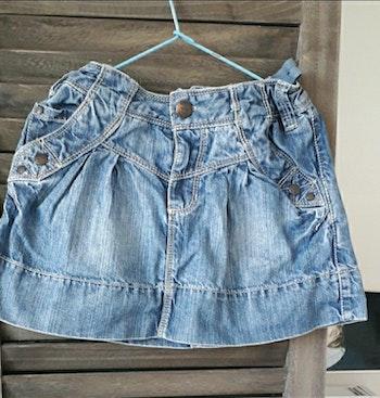 Mini-jupe jeans 8 ans okaidi
