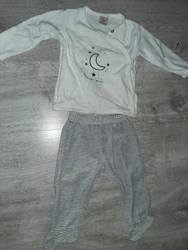 Pyjama 2 pièces 9 mois