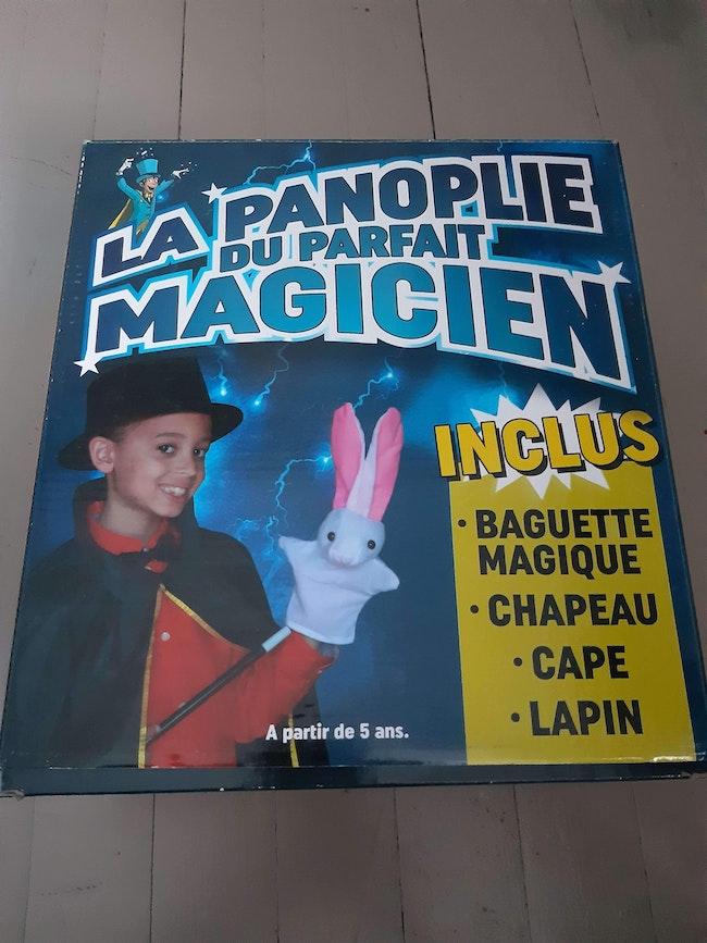 La panoplie du parfait magicien