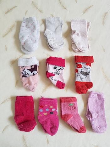 Lot chaussettes