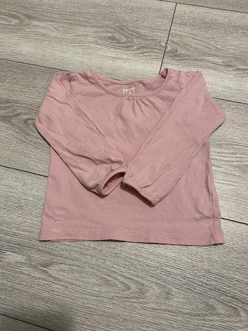 Tee shirt ML in extenso 12 mois