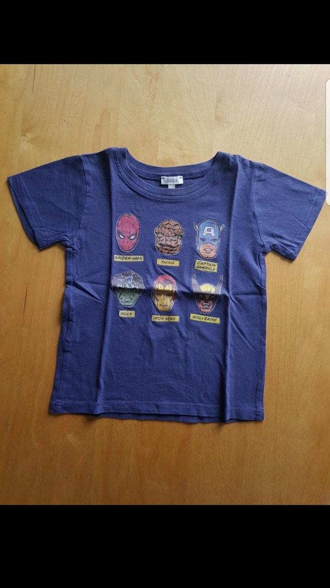 T-shirt manches courtes enfant garçon 3 ans