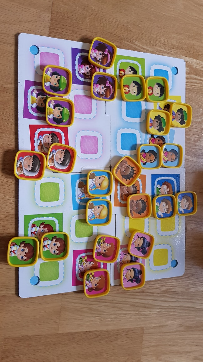Jeux 4 en 1 / puzzles